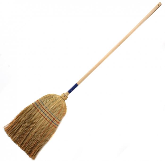 Веник Rozenbal, с деревянной ручкой, с 4 швами. R206204R206204Веник Rozenbal предназначен для качественной сухой уборки полов, в том числе для тщательного сбора мелкого мусора из углов и узких проемов помещения.Веник изготовлен из сорго, а ручка из дерева.
