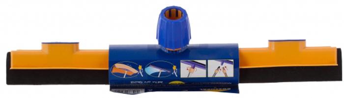 Скребок Rozenbal, пластиковый, с клипсами для тряпки, 44 см. R213414R213414Пластиковый скребок Rozenbal с резиновой кромкой станет незаменимым помощником при уборке. Скребок снабжен клипсами для тряпки. Ширина рабочей поверхности скребка: 44 см.