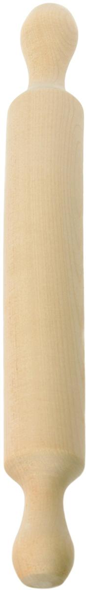 Скалка Резонанс, 30 х 4,6 х 4,6 смRZ0080078;RZ0080078Alber - российская торговая марка кухонных аксессуаров из натуральной российской березы.Доски из березы TM Alber отличает отменное качество, будь то обычная, без затей, круглая доска или прямоугольная доска с канавкой и металлической ручкой. Прочные, гладкие, с естественной березовой текстурой, доски обработаны льняным маслом для предохранения от рассыхания. Изделия имеют индивидуальную пленочную упаковку и оригинальную гравировку, придающую доскам особый шик. Чтобы деревянное изделие прослужило как можно дольше, производитель рекомендует придерживаться нескольких простых правил: - нельзя мыть деревянную доску в посудомоечной машине, а также оставлять надолго погруженной в воду;- после каждого использования нужно промыть доску мыльной водой, тщательно сполоснуть проточной водой и вытереть насухо;- хранить доски лучше в подвешенном состоянии или просто поставив вертикально;- новую сухую доску (если она не обработана) перед началом нужно смазать маслом; масло должно быть безопасным и устойчивым к порче при комнатной температуре (оптимальный вариант - льняное масло, в отличие от подсолнечного или оливкового, которые со временем портятся); повторять эту процедуру необходимо в среднем раз в месяц - по мере высыхания масла;- заменять разделочную доску на кухне рекомендуется 1 раз в год.