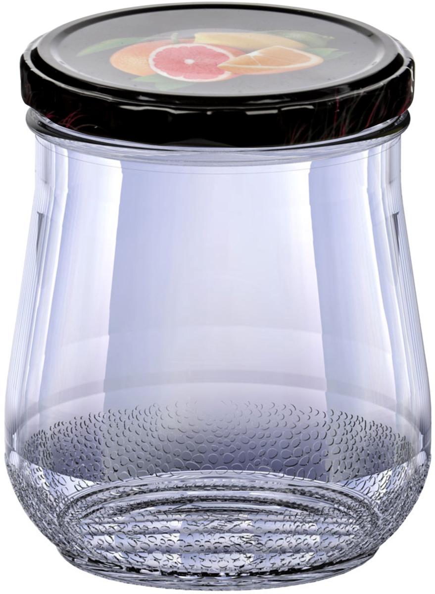 """Банка для сыпучих продуктов """"Сергиево-посадский стеклотарный завод"""" изготовлена из стекла.Стекло является инертным материалом, поэтому стеклянная упаковка является самой экологически чистой как для жидких, так и для сыпучих продуктов. В бытовом смысле требования к стеклянной посуде достаточно просты: если это емкость для сыпучих или банка для консервирования, она должна быть удобной по форме, гладкой, прозрачной, прочной и хорошо закрываться. Банки имеют металлические закручивающиеся крышки. Изделия из стекла без металлических деталей можно использовать в СВЧ и мыть в ПММ."""