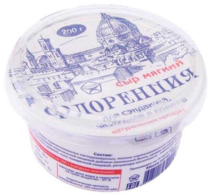 НТЦ-XXI Сыр Флоренция, 200 г сыр тысяча озер сливочный 50%