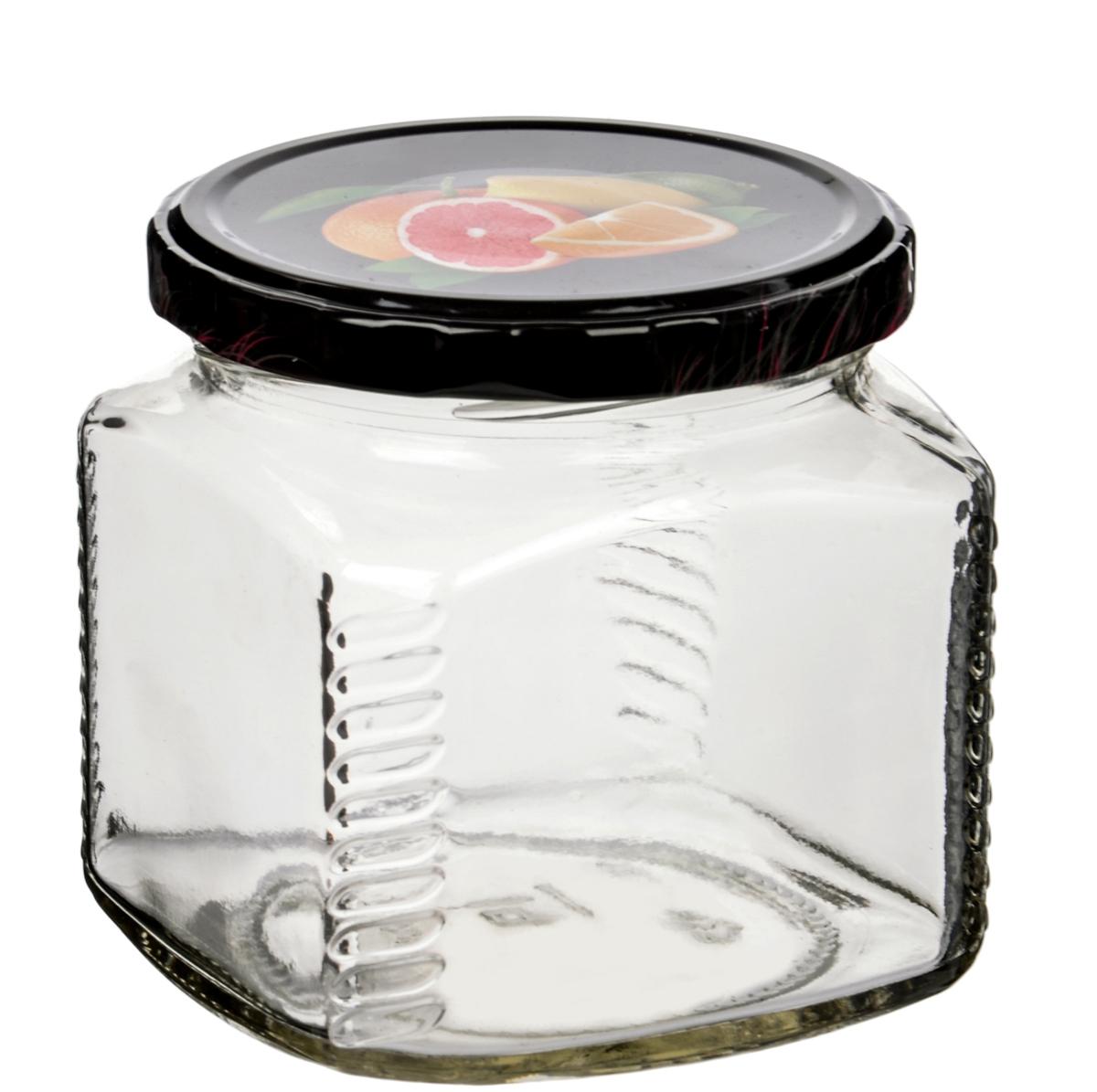 Банка для сыпучих продуктов Камышинский завод, 390 млKB140-B82B-390/82BСтекло является инертным материалом, поэтому стеклянная упаковка является самой экологически чистой как для жидких, так и для сыпучих продуктов. В бытовом смысле требования к стеклянной посуде достаточно просты: если это емкость для сыпучих или банка для консервирования, она должна быть удобной по форме, гладкой, прозрачной, прочной и хорошо закрываться. Банки имеют металлические закручивающиеся крышки. Изделия из стекла без металлических деталей можно использовать в СВЧ и мыть в ПММ.