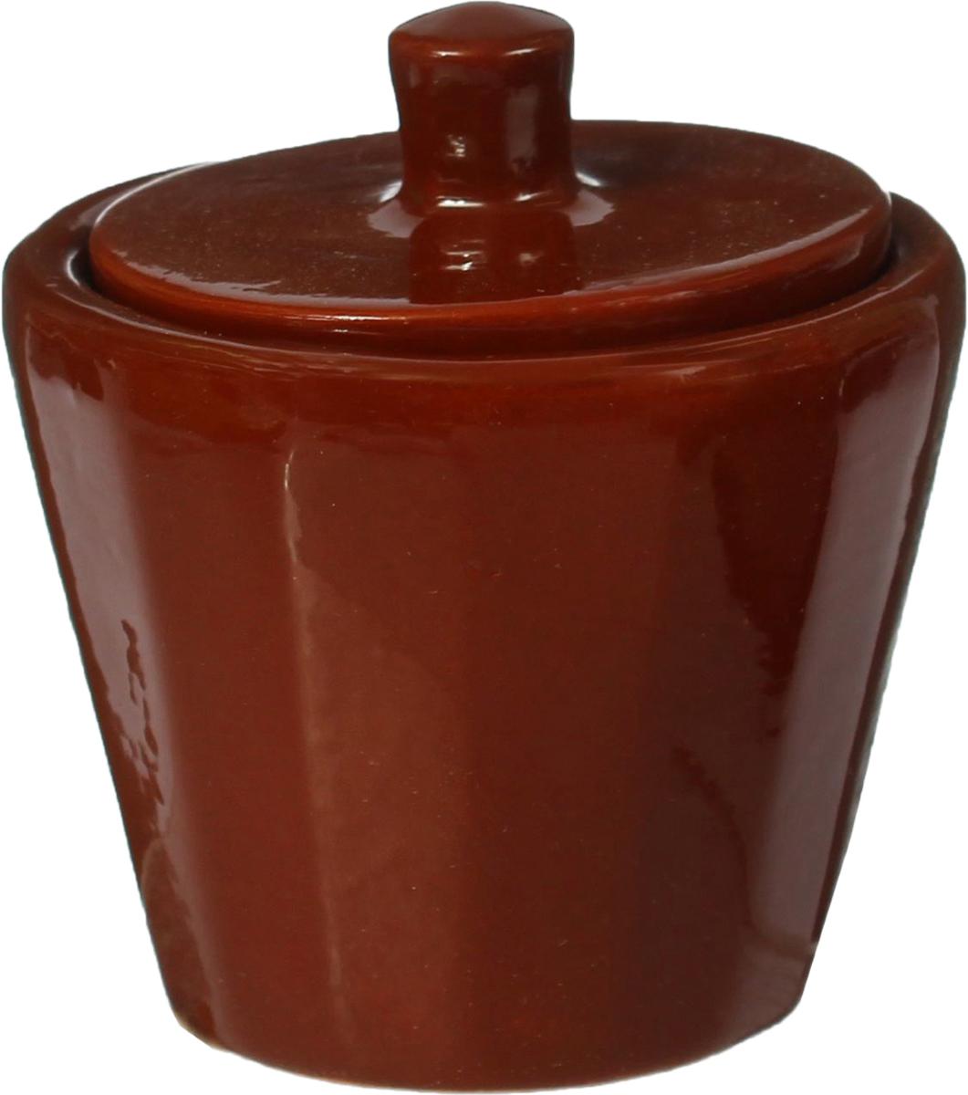 Сахарница Борисовская керамика Ностальгия, 200 мл. ОБЧ14458068ОБЧ14458068Сахарница с крышкой Борисовская керамика Ностальгия изготовлена из керамики с глазурованной поверхностью. Емкость универсальна, подойдет как для сахара, так и для специй или меда.