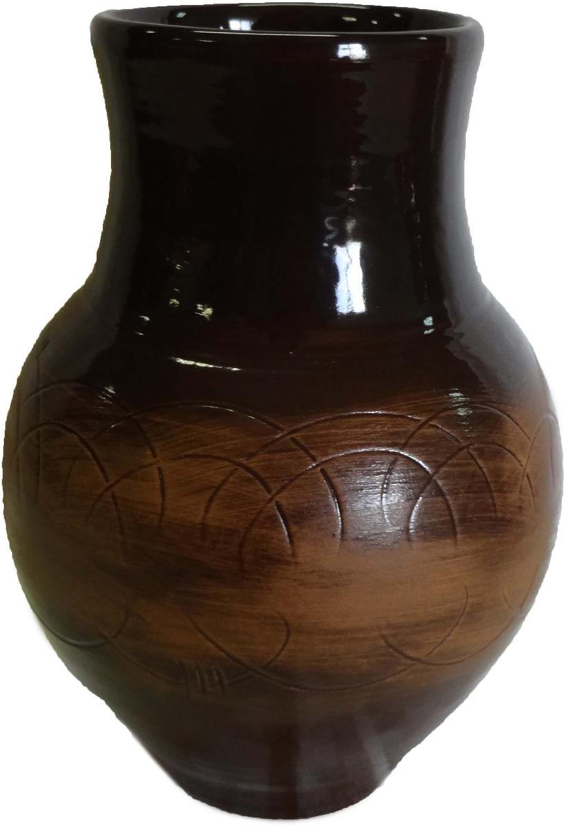 Крынка Борисовская керамика Старина, 2 лСТР00000437Крынка, изготовленная из глины, удобна для использования подмолоко и другие напитки. Наши предки не зря использовали глиняную посуду для хранения молока, в керамической крынкеоно дольше остается свежим и не скисает. Вы точно будете знать, что здесь - свежее, вкусноемолоко, которое хочется пить прямо из горлышка.Глиняная крынкане только отлично впишется в любой интерьер кухни, но и станет отличнымподарком.