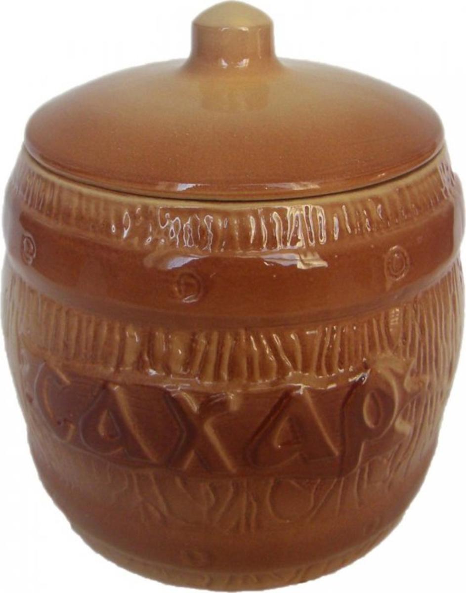 """Набор банок """"Борисовская керамика"""" - изящные керамические емкости, предназначенные для  хранения различных продуктов, например, сахара, соли и многого другого. Они нужны, чтобы продукты не теряли свой  естественный вкус и аромат. Предметы набора декорированы  объемными надписями. Оригинальный дизайн, эстетичность и функциональность набора позволят ему  стать достойным дополнением к кухонному инвентарю. В наборе 2 банки."""