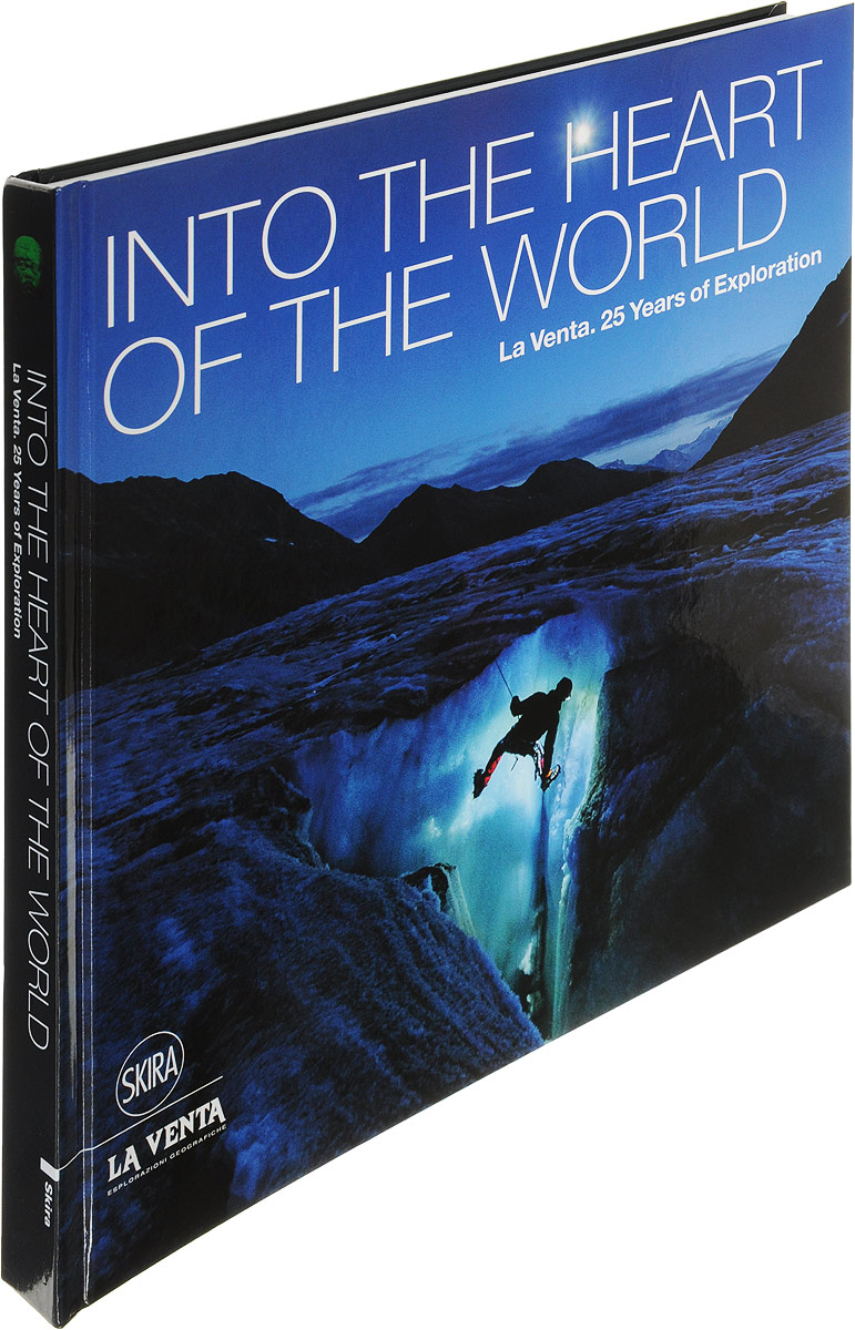 Into the Heart of the World: La Venta: 25 Years of Exploration venta lw 25 black