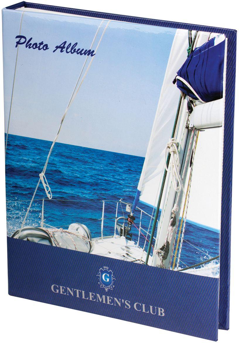 Фотоальбом Brauberg Вид с яхты, 100+4 фотографии, 10 x 15 см фотоальбом platinum классика 240 фотографий 10 x 15 см