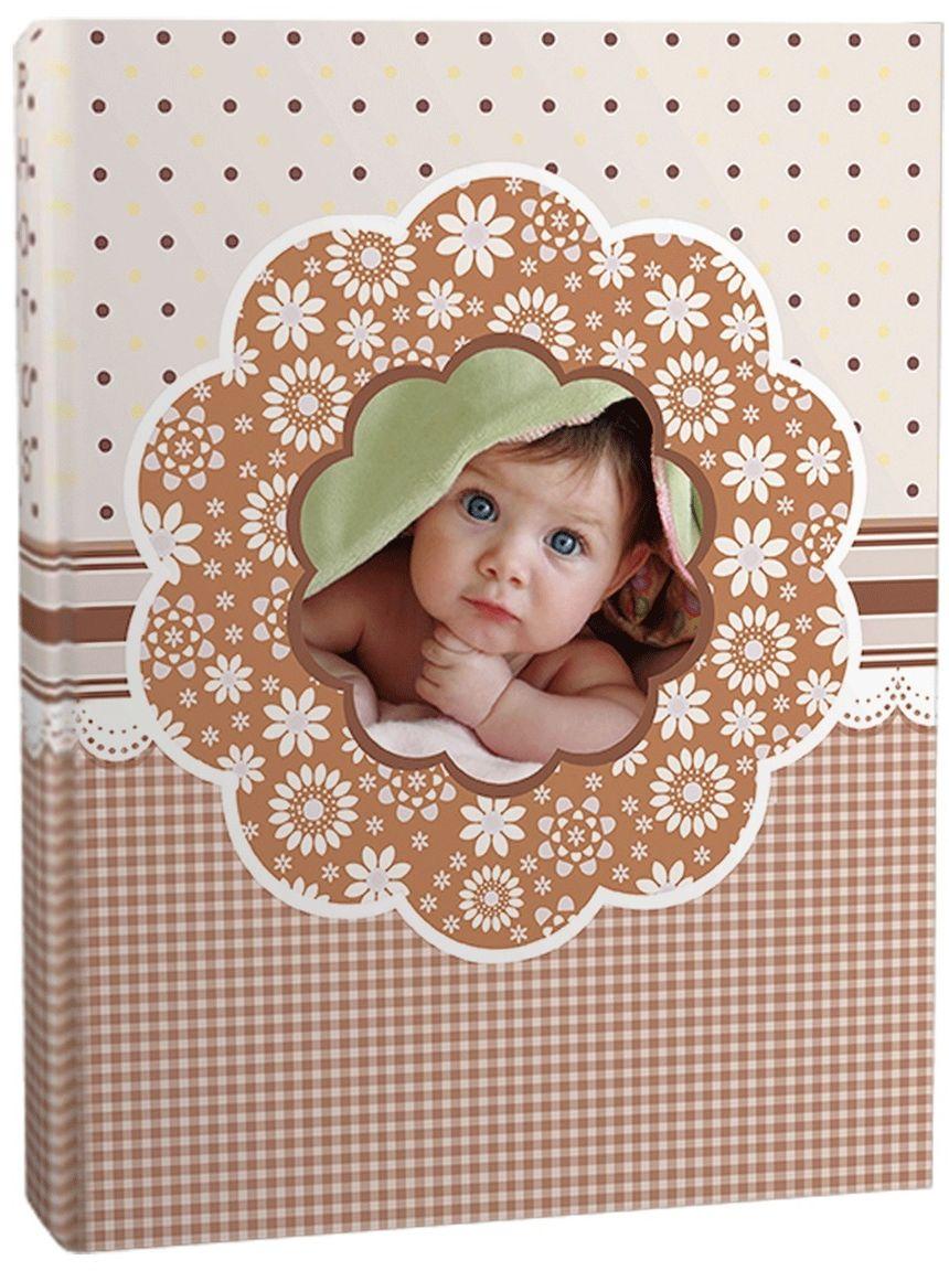 Фотоальбом Brauberg Малыш, 100+4 фотографии, 10 x 15 см390666Детский фотоальбом для хранения нежных моментов жизни малыша вмещает более 100 фотографий размером 10х15 см, каждая из которых помещается в отдельном прозрачном кармане. Страницы изготовлены из полипропилена и прочно прикреплены к корешку.