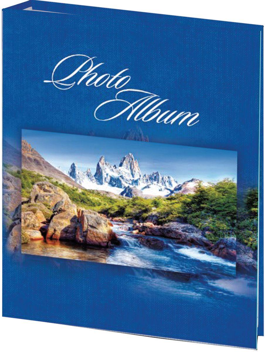 Фотоальбом Brauberg В горах, 200 фотографий, 10 x 15 см фотоальбом platinum классика 240 фотографий 10 x 15 см