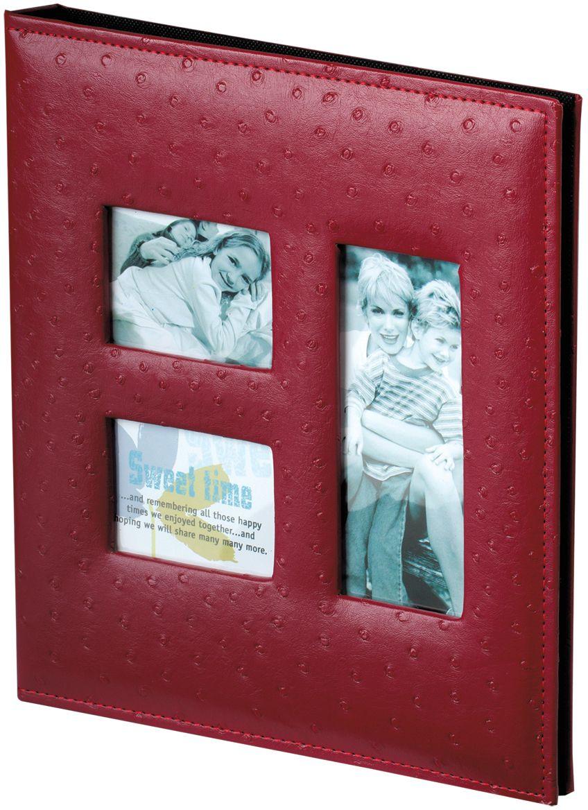 Фотоальбом Brauberg, 20 магнитных листов, 3 рамки для фото, 23 x 28 см [супермаркет] джингдонг йонаго домашнего интерьера аксессуаров для дома фото рамки фото рамки качелей наборов тройного стенда