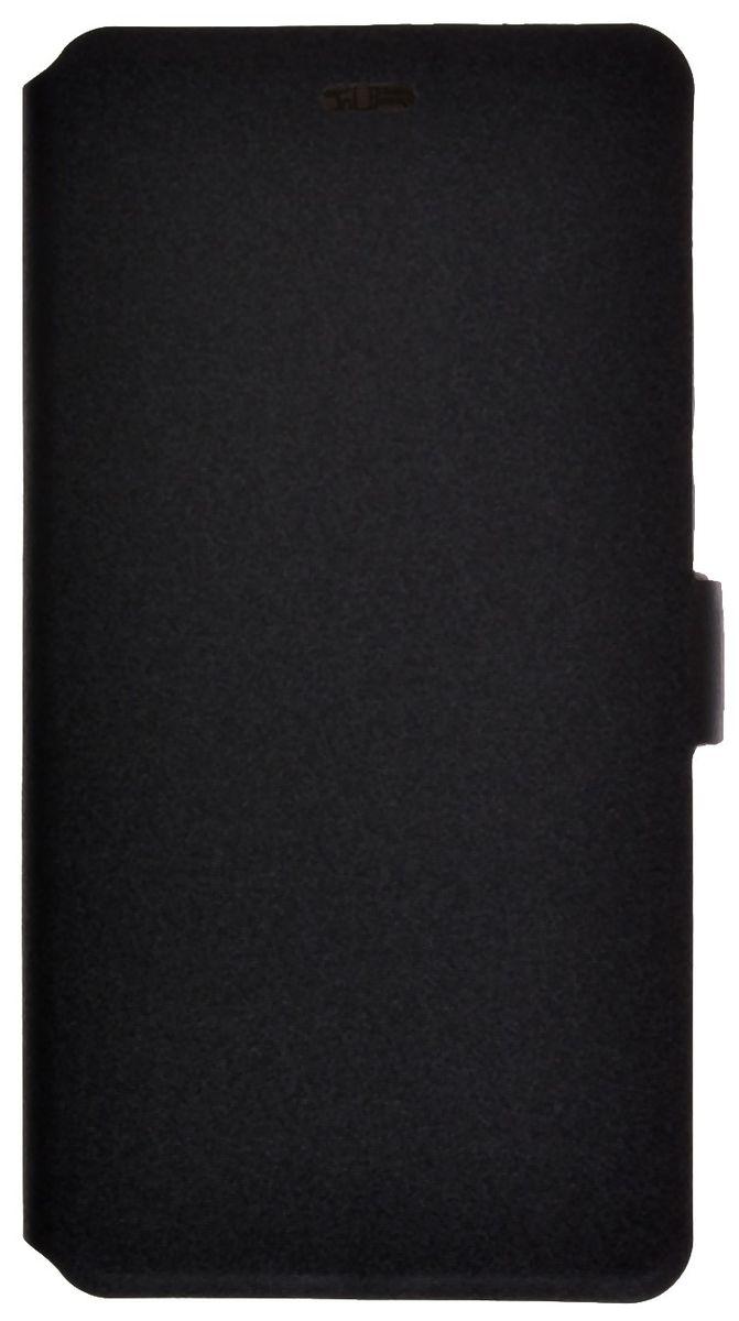 Prime Book чехол-книжка для Prestigio Grace R5 LTE, Black2000000157238Чехол-книжка Prime Book для Prestigio Grace R5 LTE выполнен из высококачественной искусственной кожи. Он надежно фиксирует и защищает смартфон при падении. Обеспечивает свободный доступ ко всем разъемам и элементам управления.