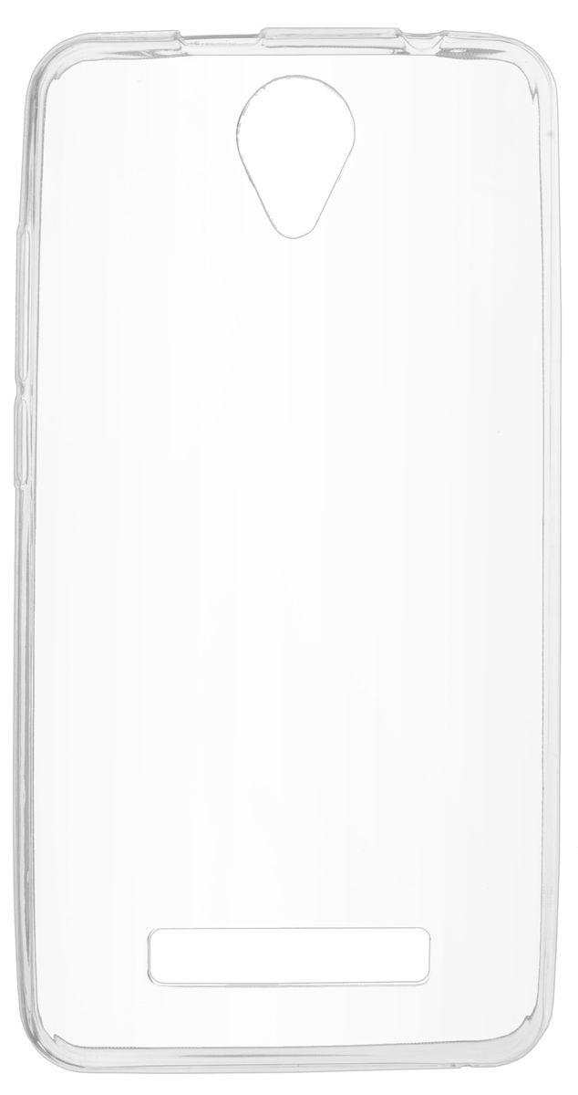 Skinbox Slim Silicone чехол-накладка для Prestigio Muze G3 (PSP3511), Transparent2000000157375Чехол-накладка Skinbox Slim Silicone для Prestigio Muze G3 (PSP3511) обеспечивает надежную защиту корпуса смартфона от механических повреждений и надолго сохраняет его привлекательный внешний вид. Накладка выполнена из высококачественного материала, плотно прилегает и не скользит в руках. Чехол также обеспечивает свободный доступ ко всем разъемам и клавишам устройства.