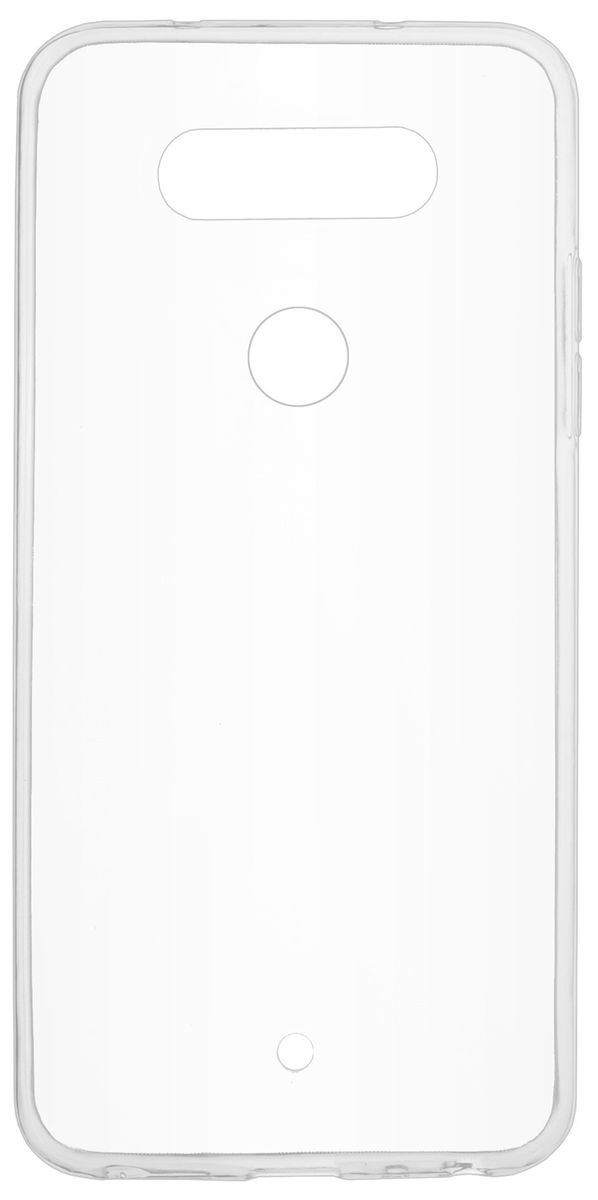 Skinbox Slim Silicone чехол-накладка для LG Q8, Transparent чехлы для телефонов skinbox накладка skinbox slim silicone color для apple iphone 7
