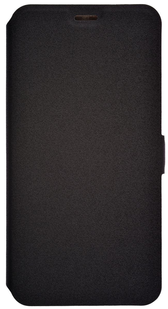 цена на Prime Book чехол-книжка для Meizu M3E, Black