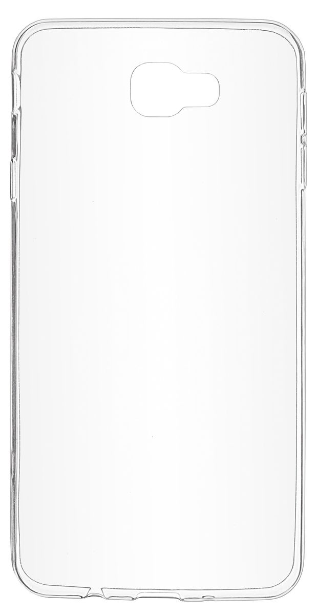 Skinbox Slim Silicone чехол-накладка для Samsung Galaxy J7 Prime /On7 (2016) , Transparent2000000122885Накладка slim silicone для Samsung Galaxy J7 /On7 (2016)