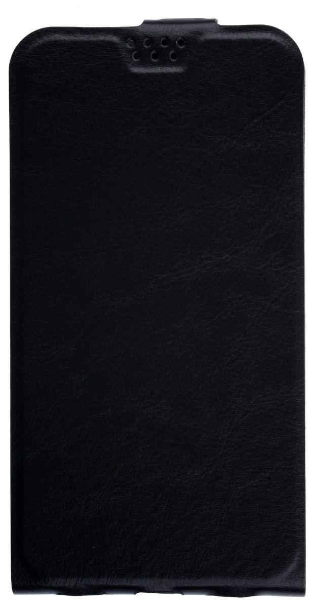 Skinbox Slim флип-чехол для Huawei Y6II, Black