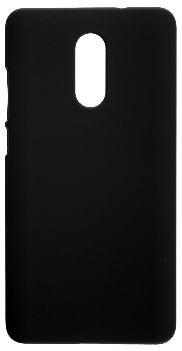 Skinbox 4People чехол-накладка для Xiaomi Redmi Pro, Black skinbox накладка shield 4people для xiaomi redmi 3 pro