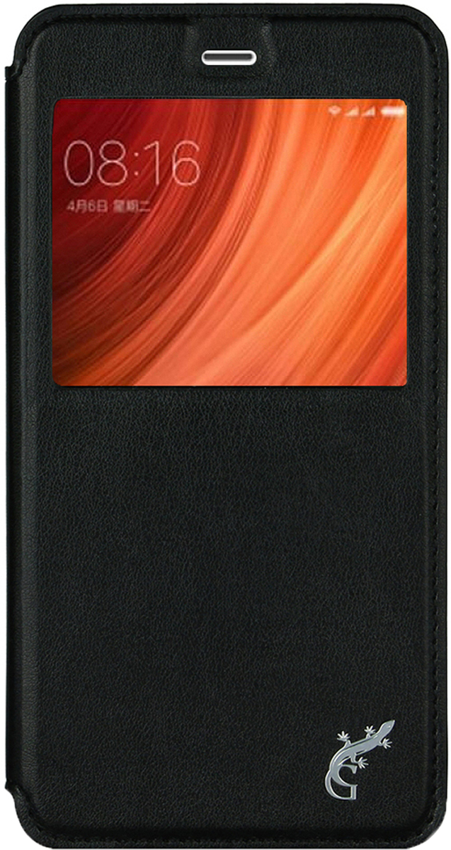 G-Case Slim Premium чехол для Xiaomi Redmi Note 5A/Note 5A Prime, Black футболка wearcraft premium slim fit printio акула
