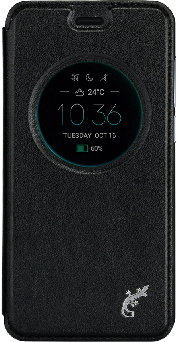 G-Case Slim Premium чехол для ASUS ZenFone 4 (ZE554KL), Black чехол для asus zenfone 4 ze554kl g case slim premium черный накладка