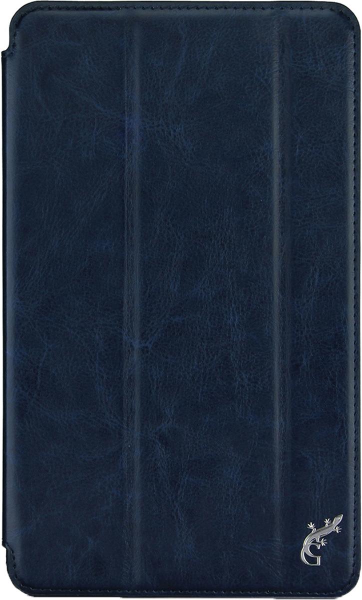 G-Case Slim Premium чехол для Samsung Galaxy Tab A 8.0 SM-T380/SM-T385, Dark BlueGG-910;GG-910