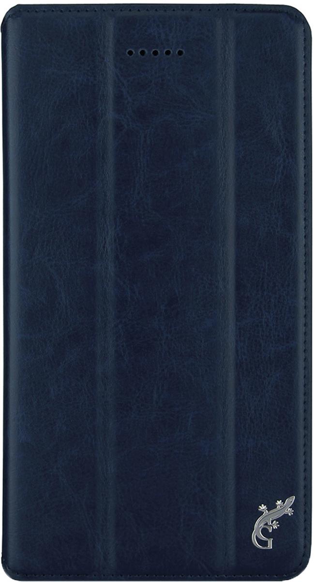G-Case Executive чехол для Lenovo Tab 4 TB-7304X/TB-7304i/7304F, Dark Blue чехол для lenovo tab 4 8 0 tb 8504x tb 8504f g case executive черный