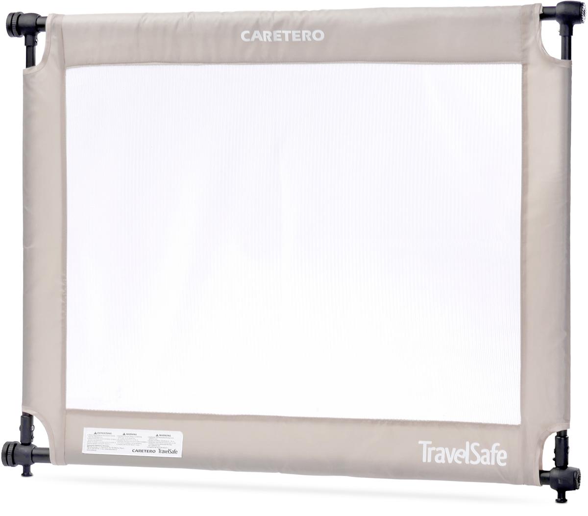 Caretero Барьер безопасности для кроватки Travelsafe цвет коричневый -  Блокирующие и защитные устройства