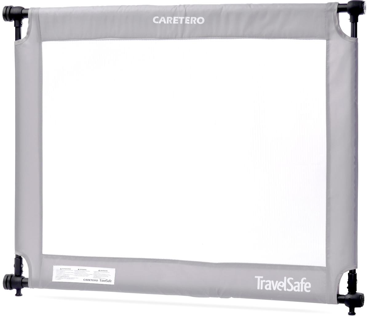 Caretero Барьер безопасности для кроватки Travelsafe цвет серый -  Блокирующие и защитные устройства