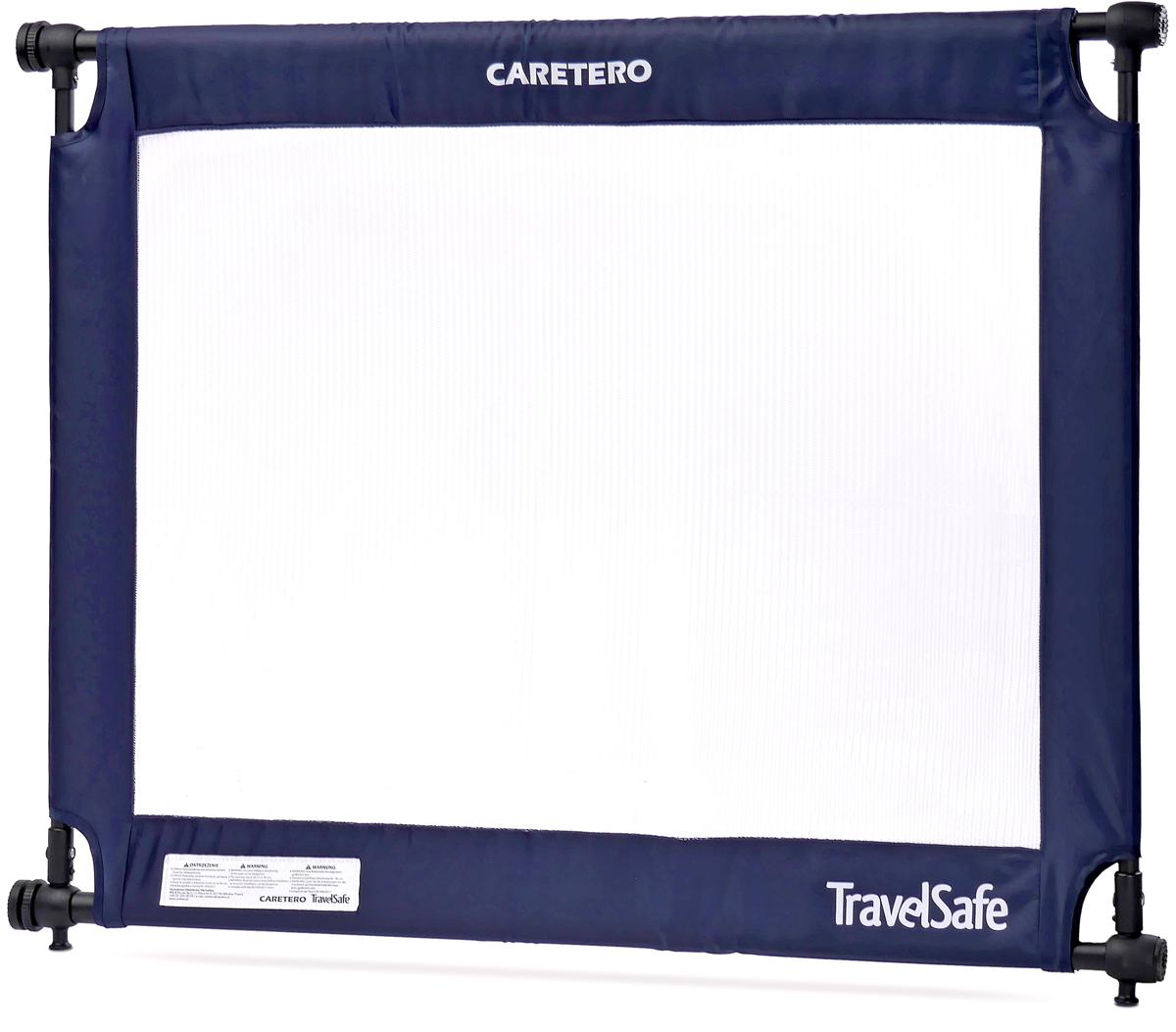 Caretero Барьер безопасности для кроватки Travelsafe цвет синий -  Блокирующие и защитные устройства