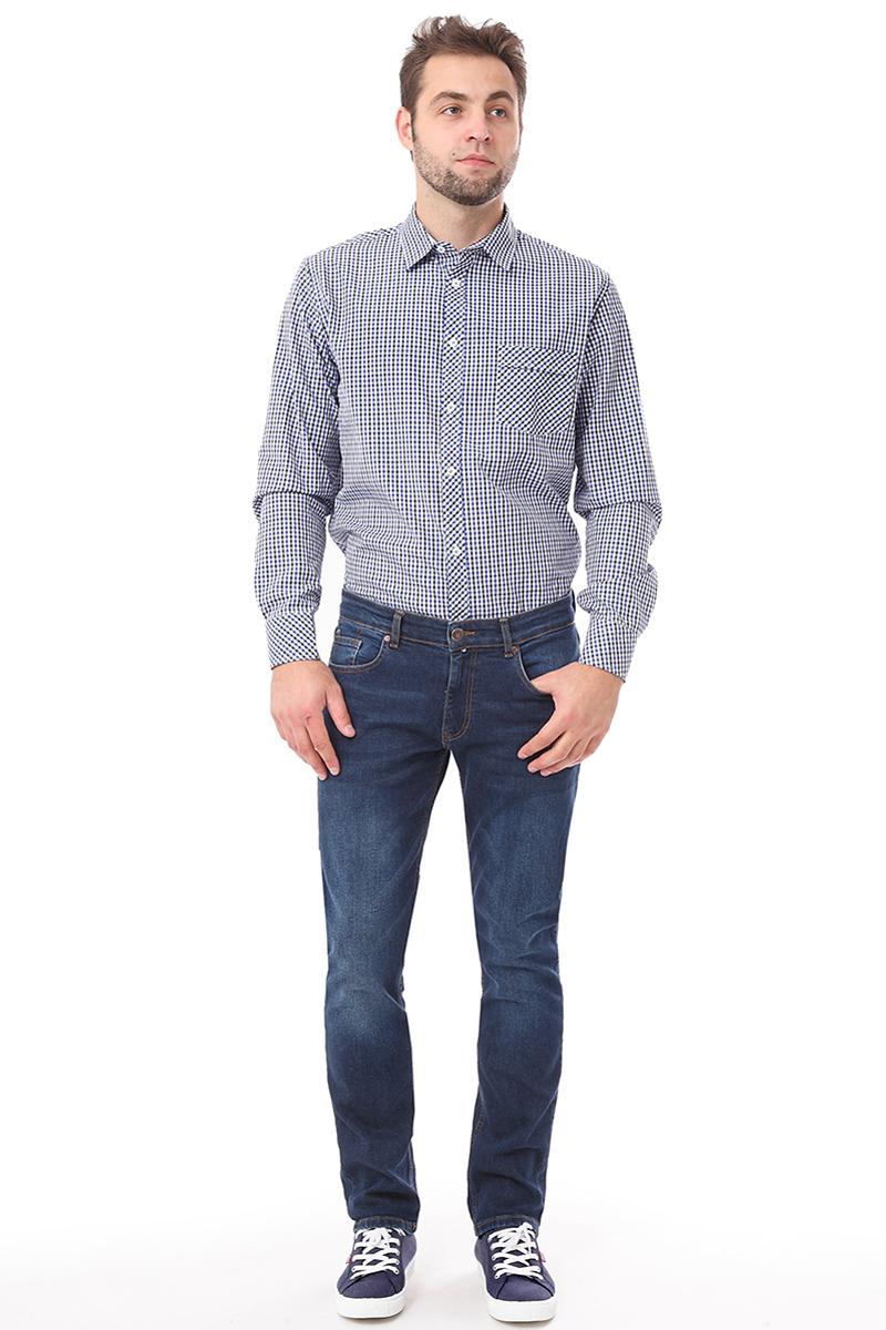 Джинсы мужские F5, цвет: синий. 275012_w.dark. Размер 31-34 (46/48-34) джинсы женские f5 цвет синий 19202 размер 31 34 46 48 34