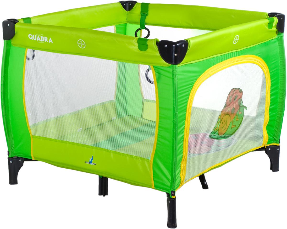 Caretero Манеж Quadra цвет зеленый - Детская комната
