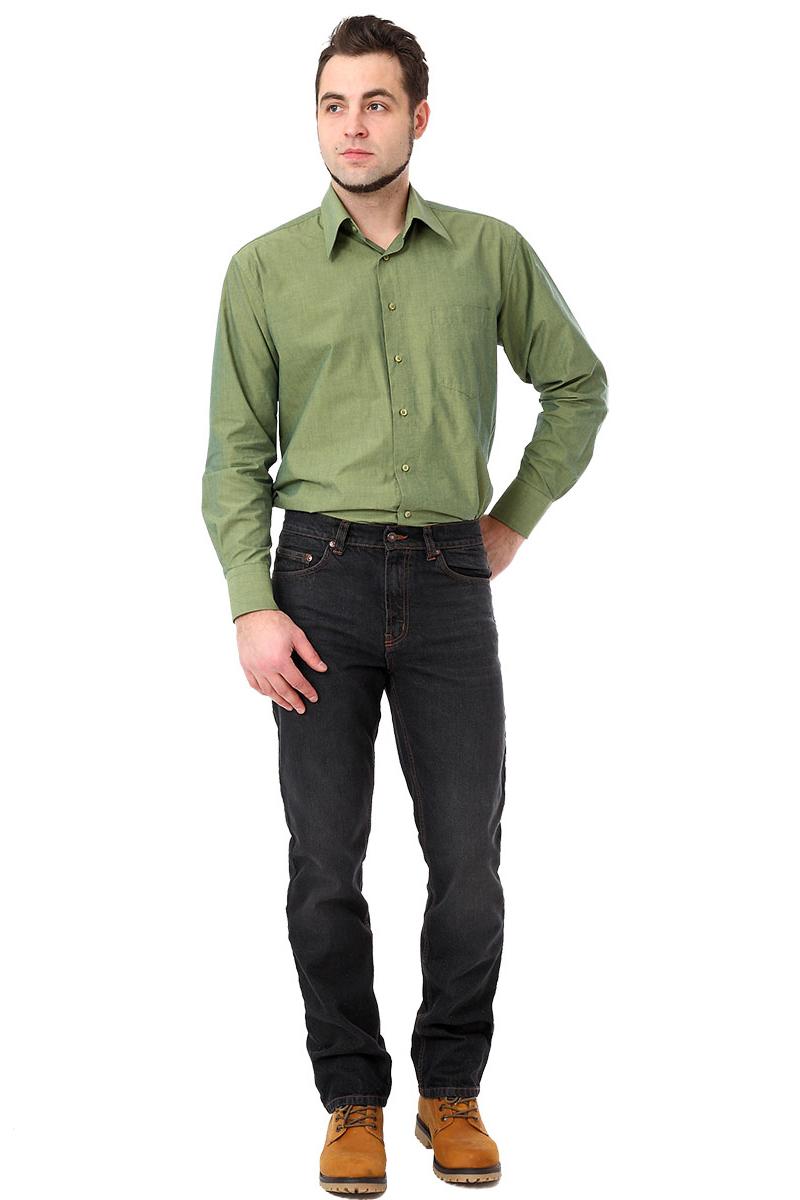 Джинсы мужские F5, цвет: черный. 278006_w.dark. Размер 31-34 (46/48-34) travis nagoya