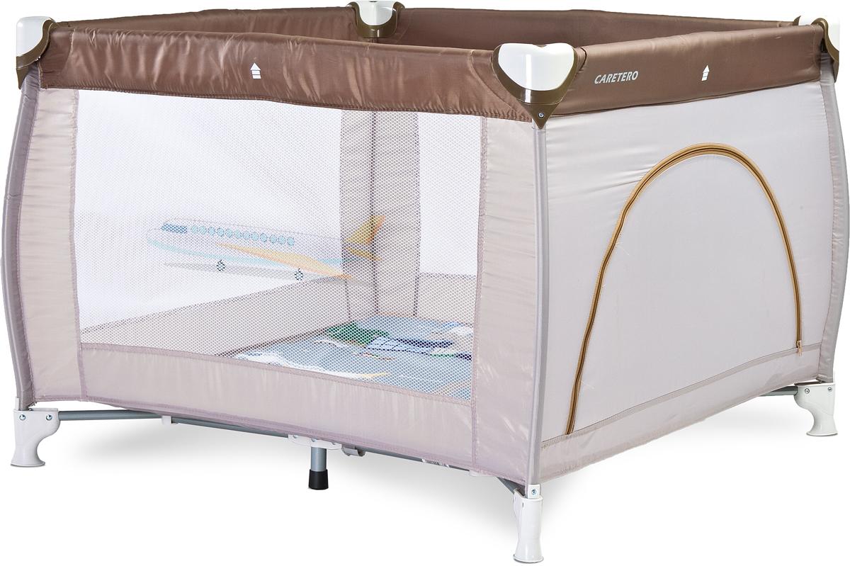 Caretero Манеж Traveler цвет бежевый -  Детская комната