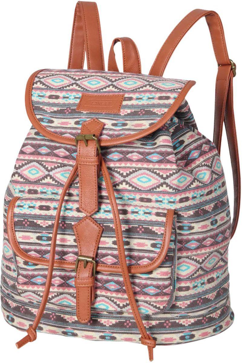 Target Рюкзак детский Africa цвет серый21484Легкий городской рюкзак имеет яркий рисунок и изготовлен из современных, прочных материалов. Модель украшена вставками и ремешками из эко-кожи. У него одно большое отделения, а на внешней стороне рюкзака расположен большой накладной карман с клапаном. Особенности рюкзака: плечевые лямки можно отрегулировать, плотная ручка в верхней части рюкзака.