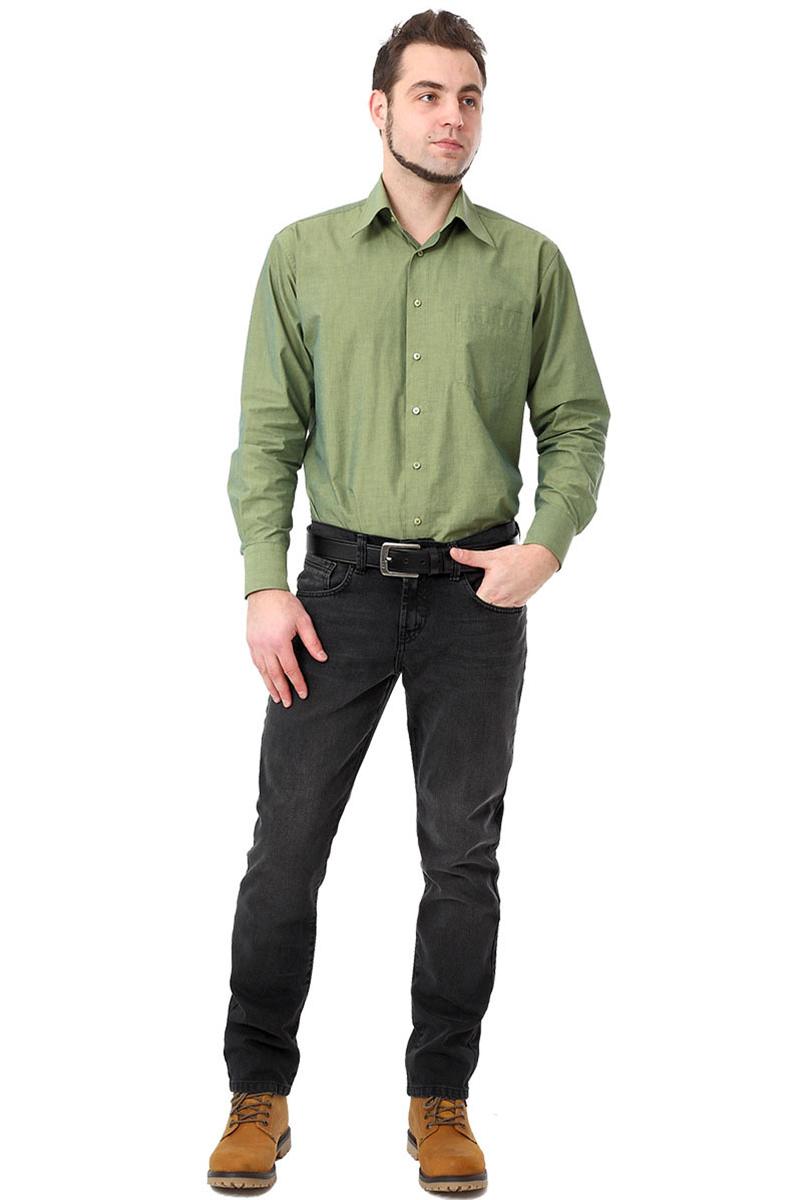 Джинсы мужские F5, цвет: черный. 278010_w.dark. Размер 36-32 (50/52-32)278010_w.darkДжинсы F5 выполнены из высококачественного натурального хлопка. Джинсы застегиваются на пуговицу в поясе и ширинку на застежке-молнии, дополнены шлевками для ремня. Джинсы имеют классический пятикарманный крой: спереди модель дополнена двумя втачными карманами и одним маленьким накладным кармашком, а сзади - двумя накладными карманами.