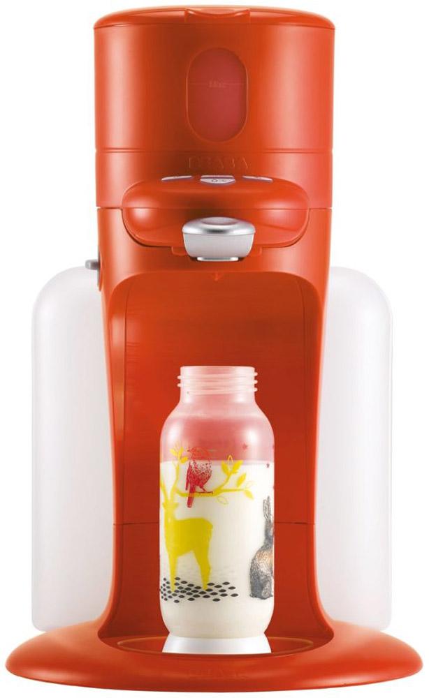 Beaba Подогреватель для бутылочек 2 в 1 Bib'expresso Paprika - Все для детского кормления