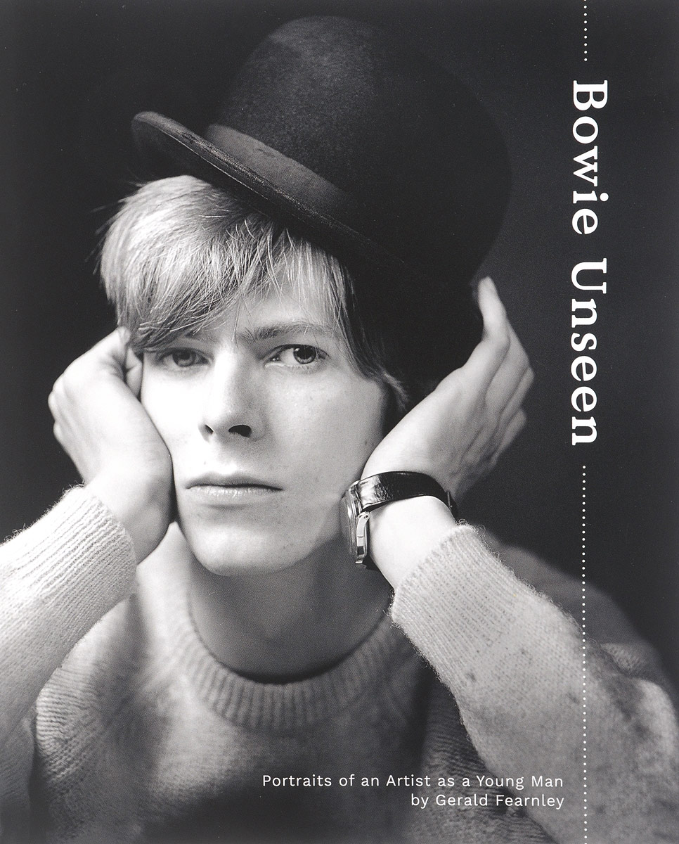 Gerald Fearnley Bowie Unseen: Portraits of an Artist as a Young Man