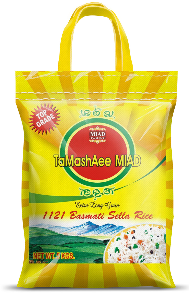 Miad Tamashaee Basmati Rice рис басмати, 5 кг pull the switch associated with a single handle length 22mm potentiometer b50k page 5