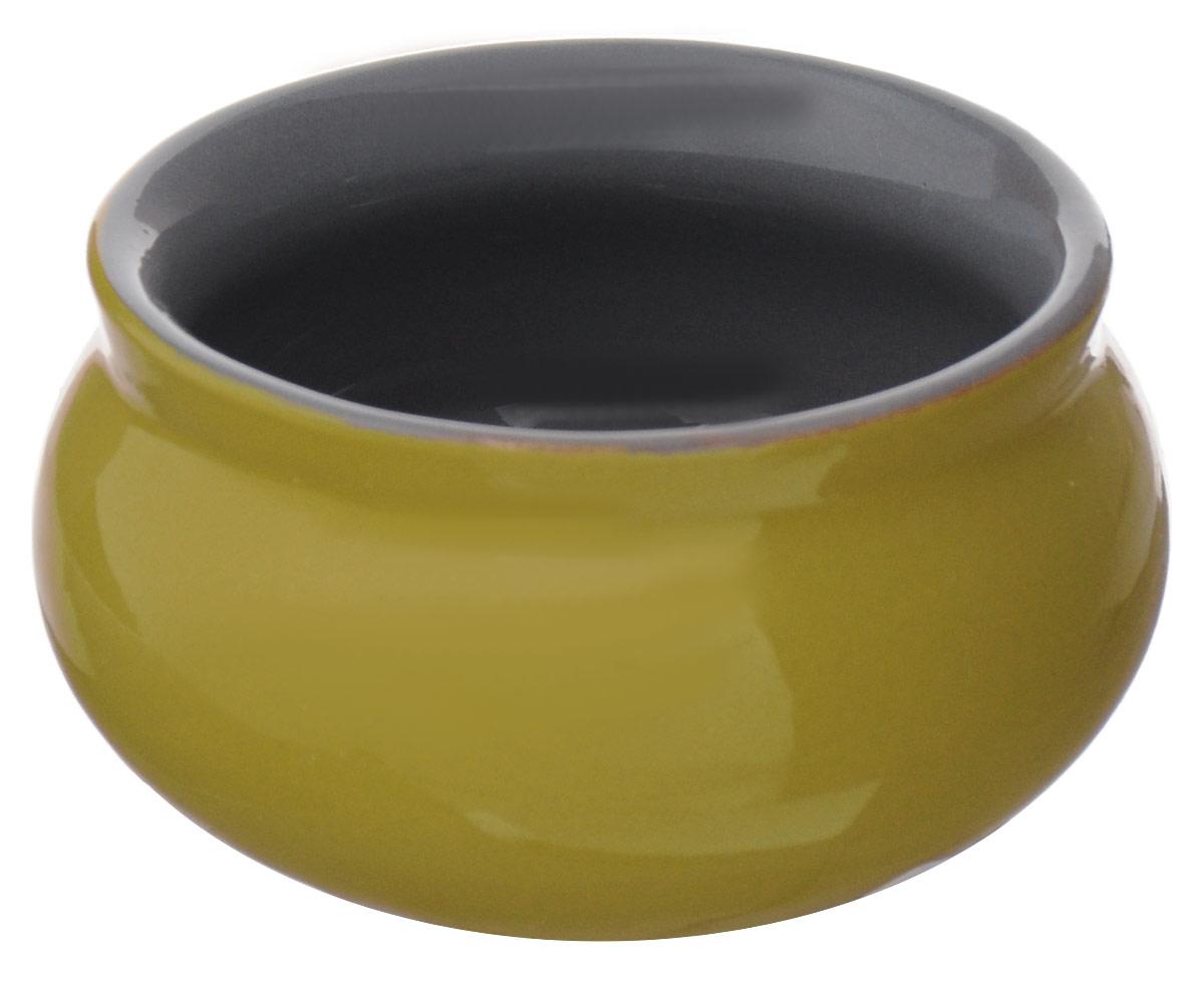 Розетка Борисовская керамика изготовлена из высококачественной керамики. Изделие отлично подойдет для подачи на стол меда, варенья,  соуса, сметаны и многого другого. Такая розетка украсит ваш праздничный или обеденный стол, а яркое оформление понравится любой хозяйке. Можно использовать в духовке и  микроволновой печи.