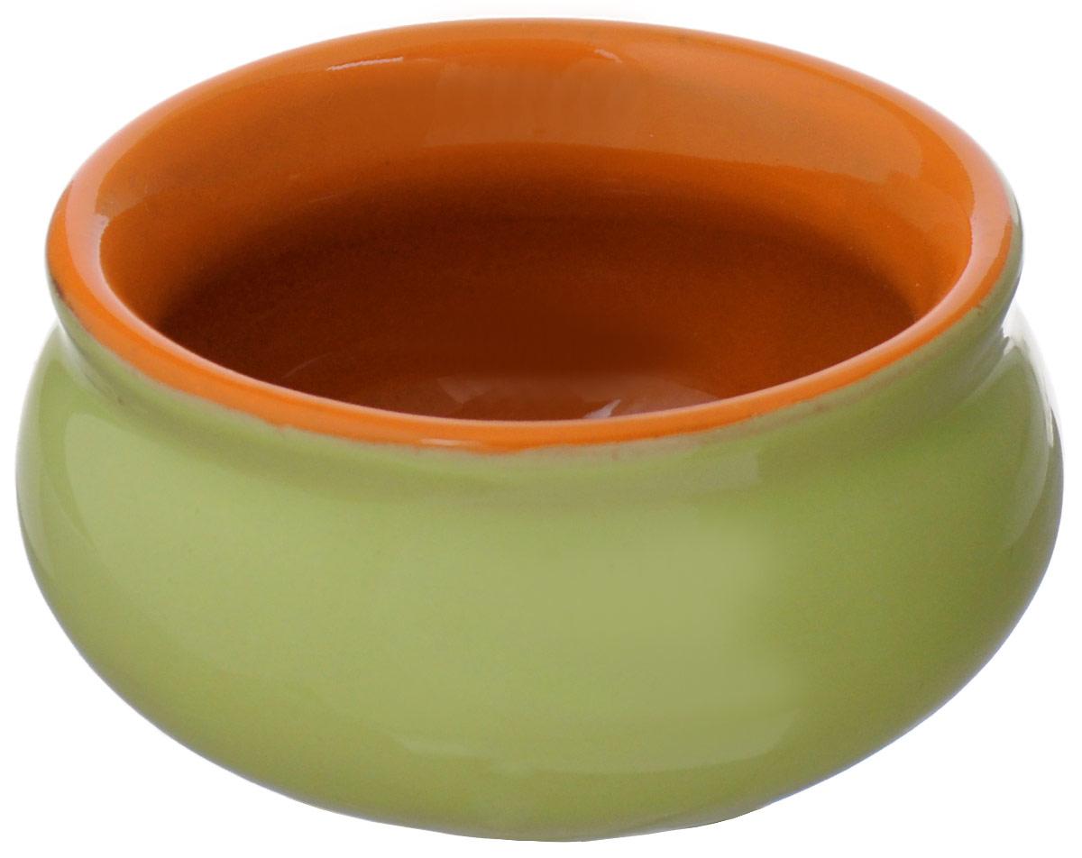 Розетка Борисовская керамика Скифская, цвет: салатовый, оранжевыйРАД00001980_салатовый, оранжевыйРозеткаБорисовская керамика изготовлена из высококачественной керамики. Изделие отлично подойдет для подачи на стол меда, варенья,соуса, сметаны и многого другого. Такая розетка украсит ваш праздничный или обеденный стол, а яркое оформление понравится любой хозяйке. Можно использовать в духовке имикроволновой печи.