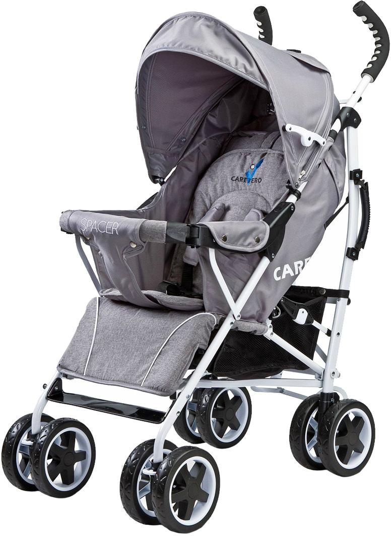 Caretero Коляска-трость Spacer 2017 цвет серый -  Коляски и аксессуары