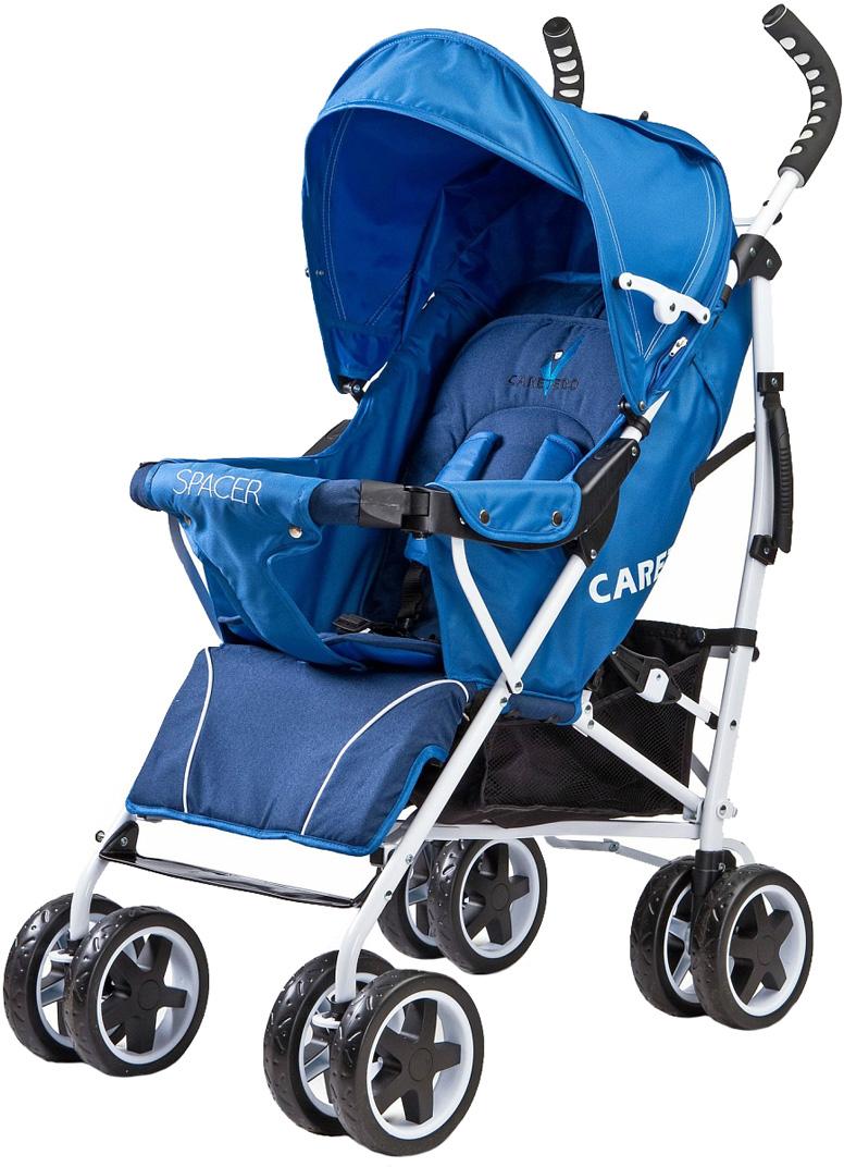 Caretero Коляска-трость Spacer 2017 цвет синий -  Коляски и аксессуары
