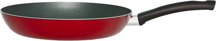 Сковорода Illa Cook & Love Red с антипригарным покрытием. Диаметр 24 см подставки кухонные boston cook with love black подставка для поваренной книги