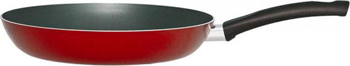 Сковорода Illa Cook & Love Red с антипригарным покрытием. Диаметр 26 смIL1226RСковорода Cook & Love Red изготовлена из алюминия .Черное антипригарное покрытие Whitford Она имеет толстое идеально гладкое дно, которое обеспечивает равномерное распределение тепла. Сковорода оснащена удобной бакелитовой ручкой с отверстием для подвешивания.Подходит для использования на стеклокерамических, газовых и электрических плитах, а также сковороду можно мыть в посудомоечной машине.
