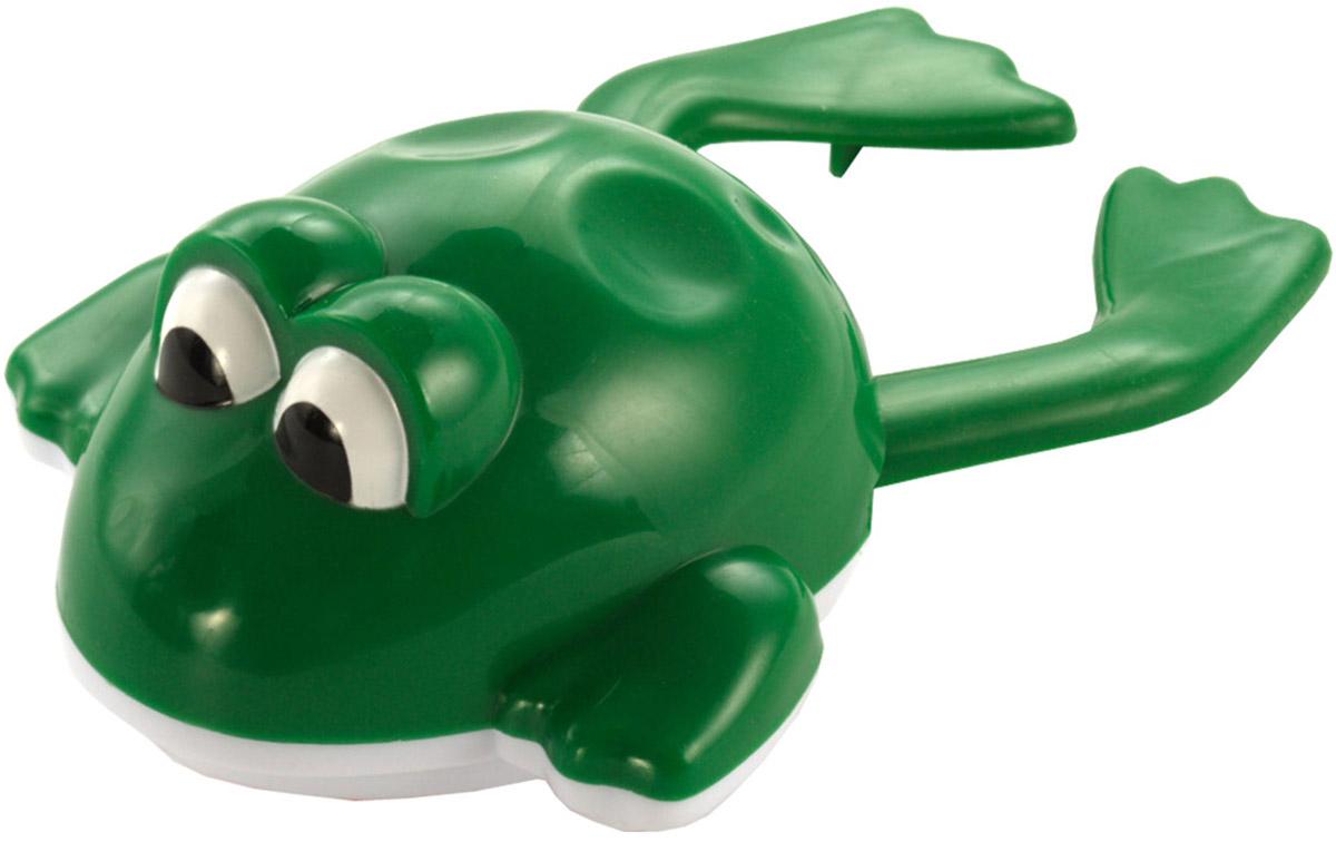 Bampi Заводная игрушка Вместе веселей Морские обитатели Лягушка цвет зеленый игрушки для ванны играем вместе заводная игрушка для купания лягушонок