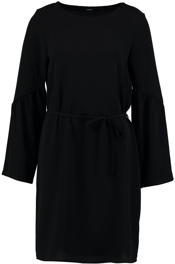 Платье Vero Moda, цвет: черный. 10190660_Black. Размер M (44) платье vero moda цвет черный 10188396 black размер 44 46