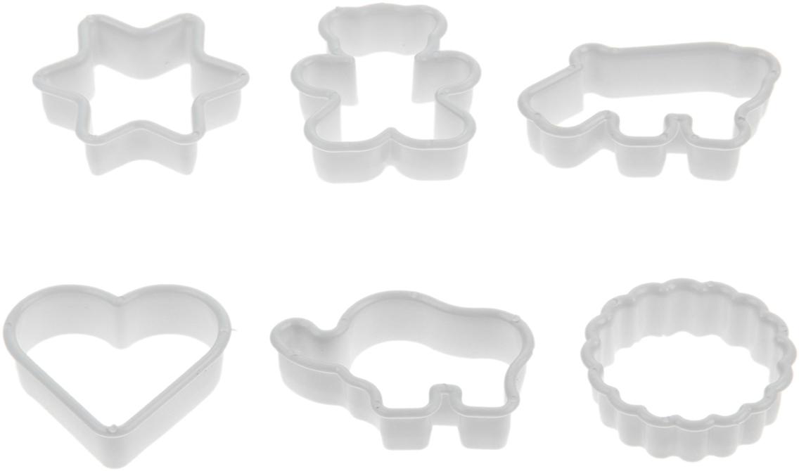 Набор форм для печенья Доляна