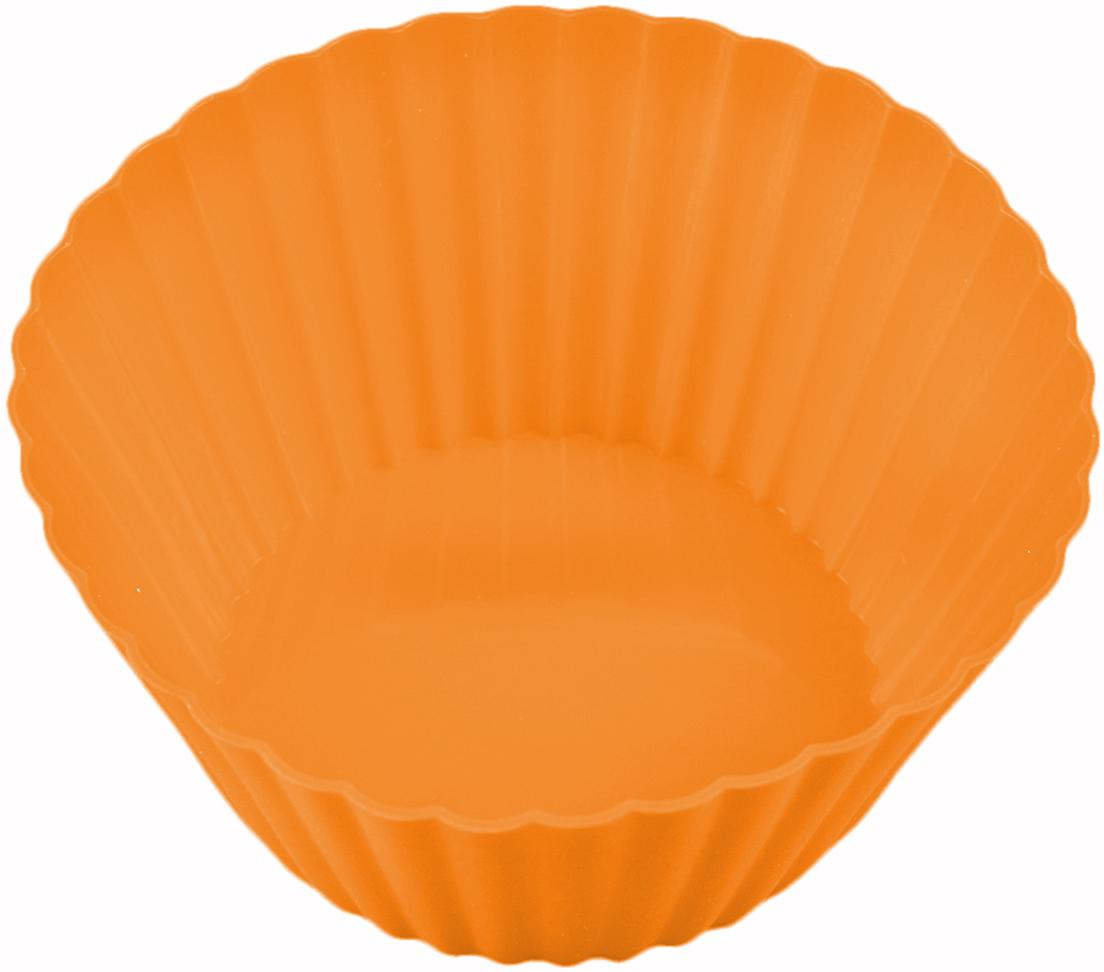 Форма для выпечки из силикона — современное решение для практичных и радушных хозяек. Оригинальный предмет позволяет готовить в духовке любимые блюда из мяса, рыбы, птицы и овощей, а также вкуснейшую выпечку. Почему это изделие должно быть на кухне? блюдо сохраняет нужную форму и легко отделяется от стенок после приготовления; высокая термостойкость (от –40 до 230) позволяет применять форму в духовых шкафах и морозильных камерах; небольшая масса делает эксплуатацию предмета простой даже для хрупкой женщины; силикон пригоден для посудомоечных машин; высокопрочный материал делает форму долговечным инструментом; при хранении предмет занимает мало места.  Советы по использованию формы Перед первым применением промойте предмет теплой водой. В процессе приготовления используйте кухонный инструмент из дерева, пластика или силикона. Перед извлечением блюда из силиконовой формы дайте ему немного остыть, осторожно отогните края предмета. Готовьте с удовольствием!   Как выбрать форму для выпечки – статья на OZON Гид.