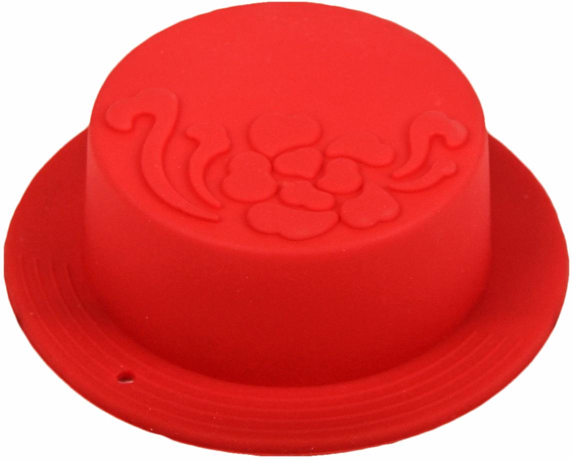 Форма для выпечки Доляна Роза, цвет: красный, 9,5 х 3,5 см2582010_красныйОт качества посуды зависит не только вкус еды, но и здоровье человека. — товар, соответствующий российским стандартам качества. Любой хозяйке будет приятно держать его в руках. С нашей посудой и кухонной утварью приготовление еды и сервировка стола превратятся в настоящий праздник.