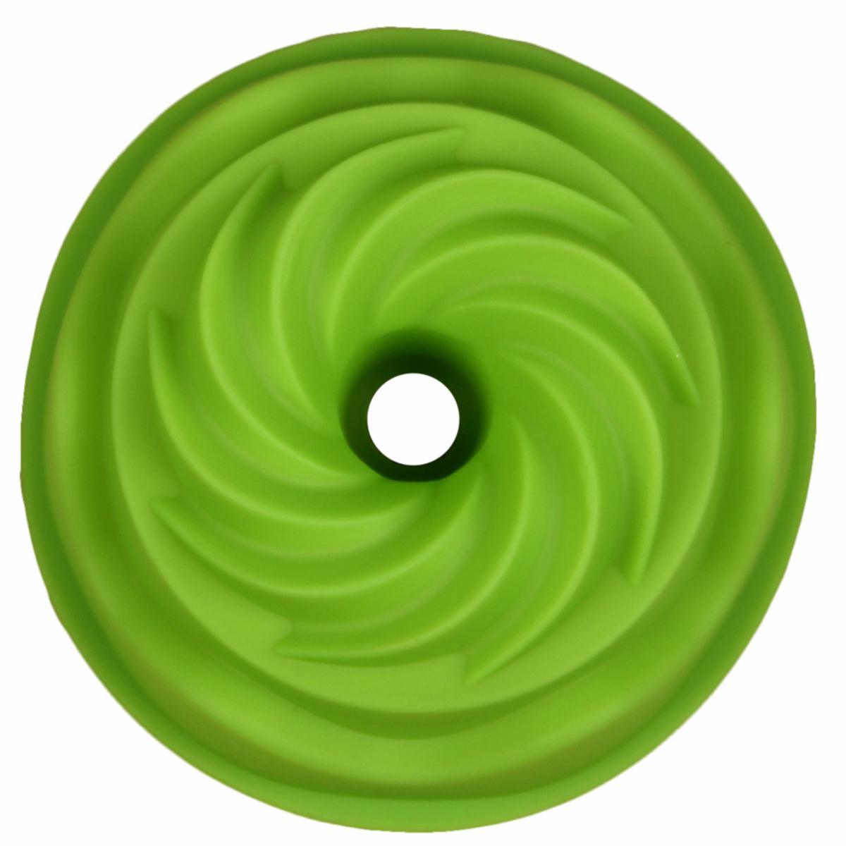 Форма для выпечки Доляна Спиралька, цвет: зеленый, 11 х 11 х 4,5 см2472121_зеленыйОт качества посуды зависит не только вкус еды, но и здоровье человека. Форма для выпечки 11х11х4,5 см Спиралька, цвета — товар, соответствующий российским стандартам качества. Любой хозяйке будет приятно держать его в руках. С нашей посудой и кухонной утварью приготовление еды и сервировка стола превратятся в настоящий праздник.
