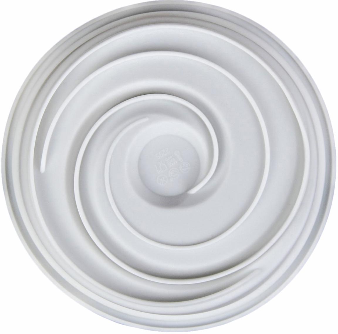 Форма для выпечки и муссовых десертов Доляна Круговорот, 19,2 х 5 см2582035От качества посуды зависит не только вкус еды, но и здоровье человека. Форма для выпечки и муссовых десертов 19,2х5 см Круговорот, цвет белый — товар, соответствующий российским стандартам качества. Любой хозяйке будет приятно держать его в руках. С нашей посудой и кухонной утварью приготовление еды и сервировка стола превратятся в настоящий праздник.